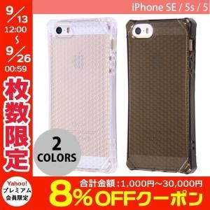 iPhoneSE / iPhone5s ケース Ray Out レイアウト iPhone SE / 5s / 5 耐衝撃ケース クラッシュレジストライト クリア RT-P11SC1/C ネコポス可|ec-kitcut