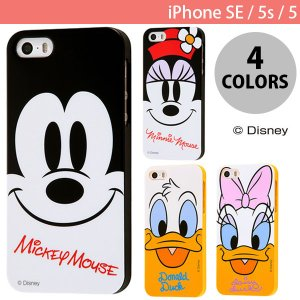 iPhoneSE / iPhone5s ケース Ray Out レイアウト iPhone SE / 5s / 5 ディズニー TPUソフトケース クローズアップ ミッキー RT-DP11H/MK ネコポス送料無料 ec-kitcut