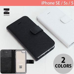 iPhoneSE / iPhone5s ケース ZENUS iPhone SE / 5s / 5 Minimal Diary 手帳型  ネコポス送料無料|ec-kitcut