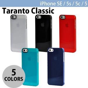 iPhoneSE / iPhone5s ケース Taranto Classic for iPhone SE / 5s / 5 タラント ネコポス可 ec-kitcut