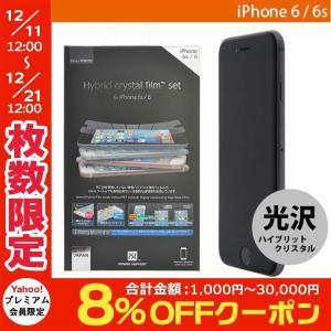 パワーサポート iPhone 6s/6用 ハイブリッドクリスタルフィルム PYC-04の商品画像|ナビ