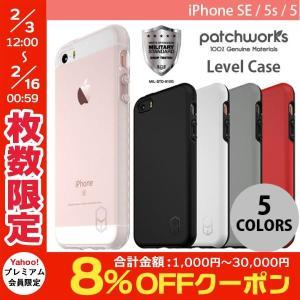 iPhoneSE / iPhone5s ケース PATCHWORKS パッチワークス iPhone SE / 5s / 5 Level Case Black ITGL601B ネコポス送料無料|ec-kitcut