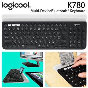 ワイヤレスキーボード LOGICOOL ロジクール K780 マルチデバイス Bluetooth キーボード K780 ネコポス不可|ec-kitcut