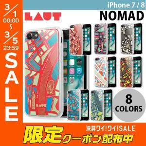 iPhone8 / iPhone7 スマホケース LAUT iPhone 8 / 7 NOMAD ラウト ネコポス不可|ec-kitcut