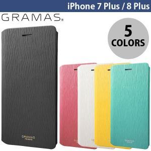 iPhone8Plus/ iPhone7Plus ケース GRAMAS iPhone 8 Plus / 7 Plus FEMME Colo Flap Leather Case グラマス ネコポス不可|ec-kitcut