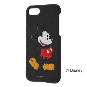 iPhone8 / iPhone7 スマホケース Ray Out レイアウト iPhone 8 / 7 ディズニー/オープン/ミッキー RT-DP12C/MK ネコポス送料無料|ec-kitcut