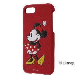 iPhone SE2 8 7 ケース Ray Out レイアウト iPhone SE 第2世代 / 8 / 7 ディズニー/オープン/ミニー RT-DP12C/MN ネコポス送料無料|ec-kitcut