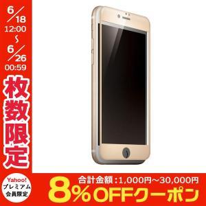 Deff ディーフ iPhone 8 Plus / 7 Plus Hybrid Glass Screen Protector 3D 透明/AGC dragontrail-X AR加工 0.21mm Gold DG-IP7PA2DFGD ネコポス送料無料|ec-kitcut