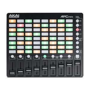 AKAI アカイプロフェッショナル APC MINI Compact Ableton Live controller AP-CON-024 ネコポス不可|ec-kitcut