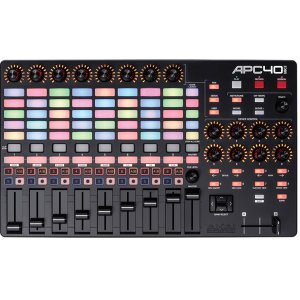 AKAI アカイプロフェッショナル APC40 MKII Ableton Live Performance Controller AP-CON-023 ネコポス不可|ec-kitcut