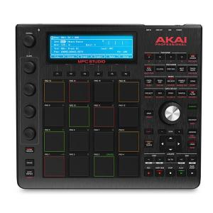 AKAI アカイプロフェッショナル MPC STUDIO BLACK Compact MPC with Software AP-CON-039 ネコポス不可|ec-kitcut
