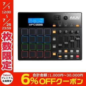 AKAI アカイプロフェッショナル MPD226 USB MIDIパッドコントローラー AP-CON-033 ネコポス不可|ec-kitcut