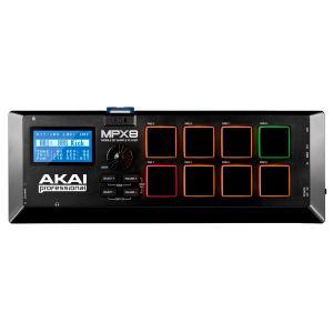 AKAI アカイプロフェッショナル MPX8 モバイル SD サンプル プレーヤー AP-EDR-002 ネコポス不可|ec-kitcut