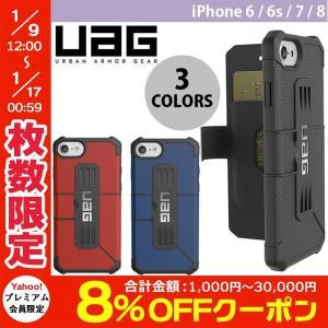 iPhone8 / iPhone7 / iPhone6s / iPhone6 ケース UAG iPhone 8 / 7 / 6s / 6 Metropolis フォリオケース ユーエージー ネコポス送料無料|ec-kitcut