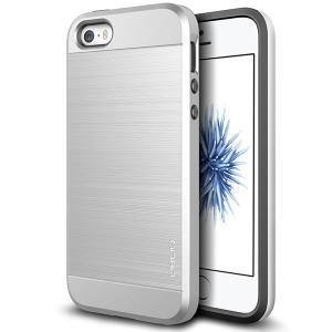 iPhoneSE / iPhone5s ケース OBLIQ オブリック iPhone SE / 5s / 5 Slim Meta Pro Satin Silver OB_ISECSPCSM_SV ネコポス送料無料|ec-kitcut
