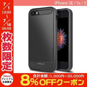iPhoneSE / iPhone5s ケース OBLIQ オブリック iPhone SE / 5s / 5 Premium Flex Pro Carbon OB_ISECSTPPF_CB ネコポス送料無料|ec-kitcut