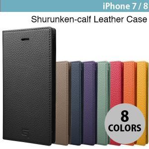iPhone8 / iPhone7 スマホケース GRAMAS iPhone 8 / 7 Shrunken-calf Leather Case グラマス ネコポス不可|ec-kitcut