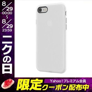 iPhone8 / iPhone7 スマホケース SwitchEasy スイッチイージー iPhone 8 / 7 NUMBERS Frost White SE_I7NCSTPNB_WH ネコポス可|ec-kitcut