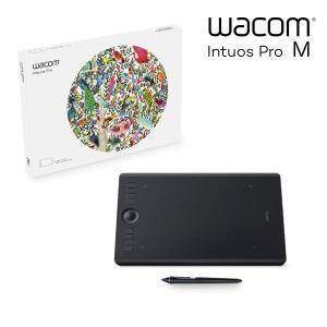 ペンタブレット WACOM ワコム Intuos Pro Medium PTH-660/K0 ネコポス不可|ec-kitcut