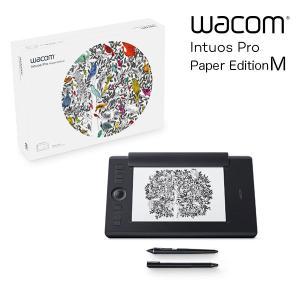 ペンタブレット WACOM ワコム Intuos Pro Paper Edition Medium PTH-660/K1 ネコポス不可|ec-kitcut
