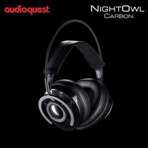 マイク付き ヘッドホン audioquest オーディオクエスト NightOwl Carbon ダイナミック密閉型 高音質ヘッドホン ネコポス不可|ec-kitcut