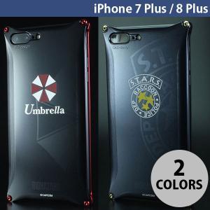 iPhone8Plus/ iPhone7Plus ケース GILD design iPhone 8 Plus / 7 Plus Solid BIOHAZARD ギルドデザイン ネコポス不可|ec-kitcut