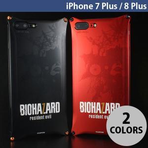 iPhone8Plus/ iPhone7Plus ケース GILD design iPhone 8 Plus / 7 Plus Solid BIOHAZARD バイオハザード7 モデル ギルドデザイン ネコポス不可|ec-kitcut