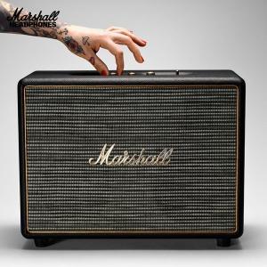マーシャル スピーカー Marshall Headphones マーシャル ヘッドホンズ WOBURN Bluetooth スピーカー Black ZMS-04090963 ネコポス不可 国内正規品 ec-kitcut