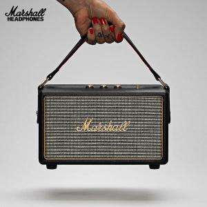 Bluetooth無線スピーカー Marshall Headphones マーシャル ヘッドホンズ KILBURN Bluetooth スピーカー Black ZMS-04091189 ネコポス不可|ec-kitcut