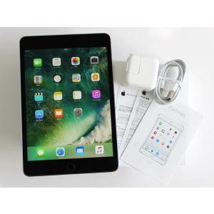 iPad mini 中古 Apple iPad mini 4 WI-FI 128GB スペースグレイ MK9N2J/A