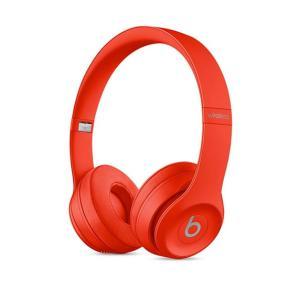 ヘッドホン beats by dr.dre ビーツ バイ ドクタードレー Solo3 Wirelessオンイヤーヘッドフォン - (PRODUCT)RED MP162PA/A ネコポス不可|ec-kitcut