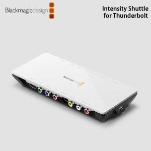 Blackmagic Design ブラックマジックデザイン Intensity Shuttle Thunderbolt BINTSSHU/THBOLT ネコポス不可|ec-kitcut