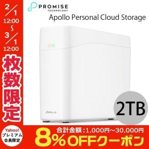Promise プロミス テクノロジー 2TB Apollo Personal Cloud Storage HL0H2PA/A ネコポス不可|ec-kitcut