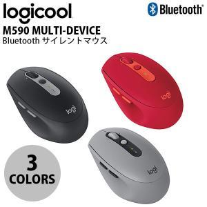 ワイヤレスマウス LOGICOOL M590 MULTI-DEVICE 2.4 GHz + Bluetooth ワイヤレス サイレント マウス ロジクール ネコポス不可|ec-kitcut
