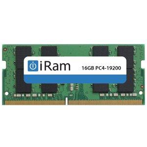 iMac用メモリ iRam アイラム PC4-19200 DDR4 2400MHz SO.DIMM 16GB IR16GSO2400D4 ネコポス不可|ec-kitcut