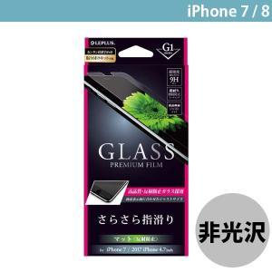 [バーコード] 4589762263022 [型番] LP-I7SFGM ガラスフィルム 非光沢 ガ...