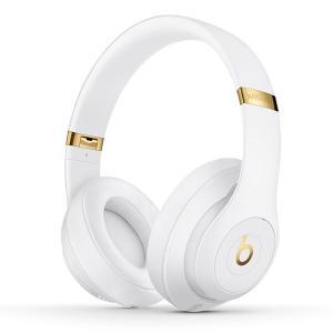 beats by dr.dre ビーツ バイ ドクタードレー Studio3 Wireless オーバーイヤーヘッドフォン ホワイト ネコポス不可|ec-kitcut