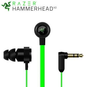 ゲーミングイヤホン Razer レーザー Hammerhead V2 カナル型 ゲーミングイヤホン RZ12-01730100-R3A1 ネコポス不可|ec-kitcut