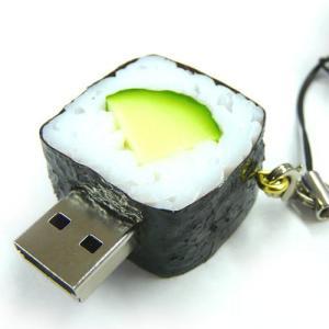 USBメモリ USB2.0 フラッシュメモリー SolidAlliance SushiDiskなの?すとらっぷ かっぱ巻き 2GB USB 2.0 フラッシュメモリ ネコポス不可|ec-kitcut