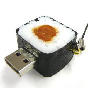USBメモリ USB2.0 フラッシュメモリー SolidAlliance SushiDiskなの?すとらっぷ かんぴょう巻き 2GB USB 2.0 フラッシュメモリ ネコポス不可|ec-kitcut