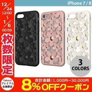 iPhone8 / iPhone7 スマホケース SwitchEasy iPhone 8 / 7 Fleur フルール スイッチイージー ネコポス送料無料 花柄 ec-kitcut