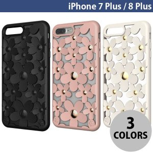 iPhone8Plus/ iPhone7Plus ケース SwitchEasy iPhone 8 Plus / 7 Plus Fleur フルール  スイッチイージー ネコポス送料無料 花柄 ec-kitcut