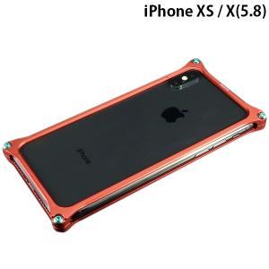 iPhoneX バンパー GILD design ギルドデザイン iPhone X Solid Bumper RADIO EVA Limited Matte RED 式波・アスカ・ラングレー ネコポス不可 ポイント10倍|ec-kitcut