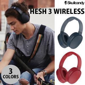 ワイヤレス ヘッドホン Skullcandy HESH3 WIRELESS Bluetooth ヘッドホン スカルキャンディー ネコポス不可|ec-kitcut