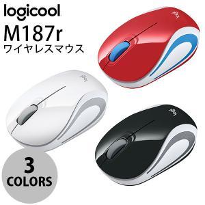 ワイヤレスマウス LOGICOOL M187r ワイヤレス ミニマウス ロジクール ネコポス不可
