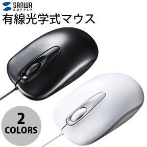 マウス SANWA 有線光学式マウス ネコポス不可|ec-kitcut
