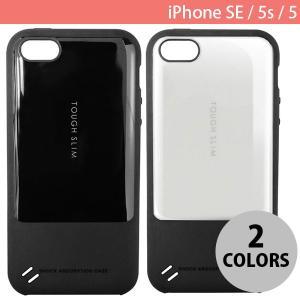 iPhoneSE / iPhone5s ケース エレコム iPhone SE / 5s / 5 TOUGH SLIM  ネコポス送料無料|ec-kitcut
