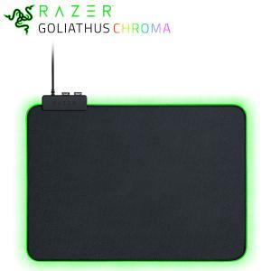 Razer レーザー Goliathus Chroma マルチライティング ゲーミングマウスパッド RZ02-02500100-R3M1 ネコポス不可|ec-kitcut