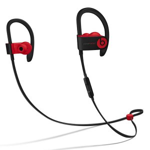 beats by dr.dre ビーツ バイ ドクタードレー Powerbeats3 Wireless イヤフォン - The Beats Decade Collection - Defiant Black-Red MRQ92PA/A ネコポス不可|ec-kitcut