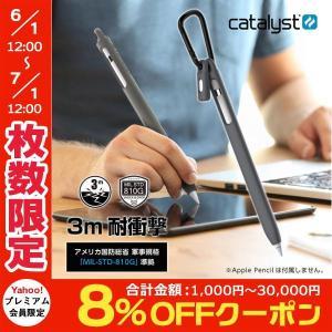 Apple Pencil ケース Catalyst カタリスト Apple Pencil グリップケース スレートグレー CT-GCAW17-SG ネコポス送料無料|ec-kitcut